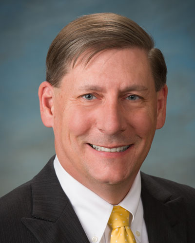 Tom Collins, Senior Vice President & Chief Underwriting Officer