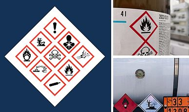 GHS Classification and Labeling Chemicals Manual