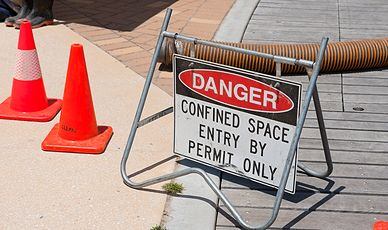 Trainer Confined Spaces